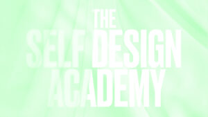 The Self Design Academy logo